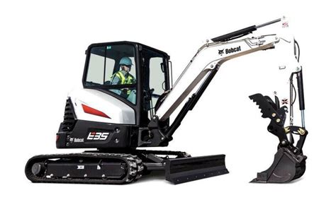 bobcat  mini excavator  hours  sale