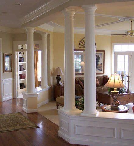 interior home columns 25 best ideas about interior columns on