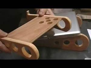 Comment Faire Un Bureau Soi Meme : bricolage bois faire un support d 39 ordinateur avec ventilateur pour refroidir kastepat ~ Melissatoandfro.com Idées de Décoration