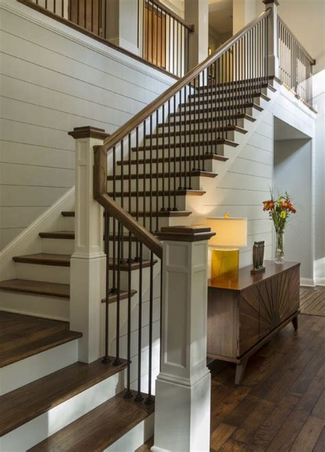 Oak Banister Rails by 25 Best Ideas About Oak Stairs On Banister