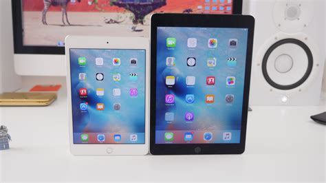 Ipad Mini 4 Vs Ipad Air 2 Speed Test And Comparison
