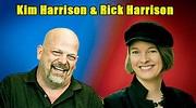 Kim Harrison: Everything About Pawn Stars Rick Harrison's ...