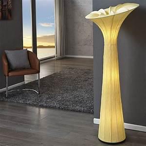Designer Stehlampen Holz : xl extravagante designer stehlampe stehleuchte venus beige 160cm h he neu ebay ~ Indierocktalk.com Haus und Dekorationen