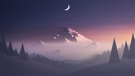 HD wallpaper: mountains best for desktop background ...