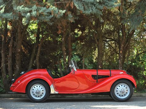 1936 Frazer Nash Bmw 328 Roadster Retro J Wallpaper