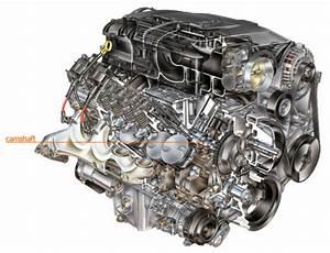 5 7 Hemi Engine Diagram Camshaft