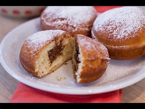 churros hervé cuisine recette des beignets fourrés 750 grammes doovi