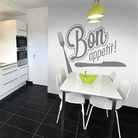 stickers cuisine originaux stickers cuisine bon appetit fourchette livraison sous 72
