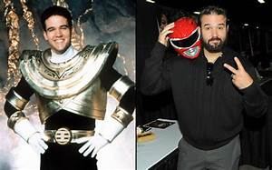 Power Rangers: Where Are They Now?   EW.com