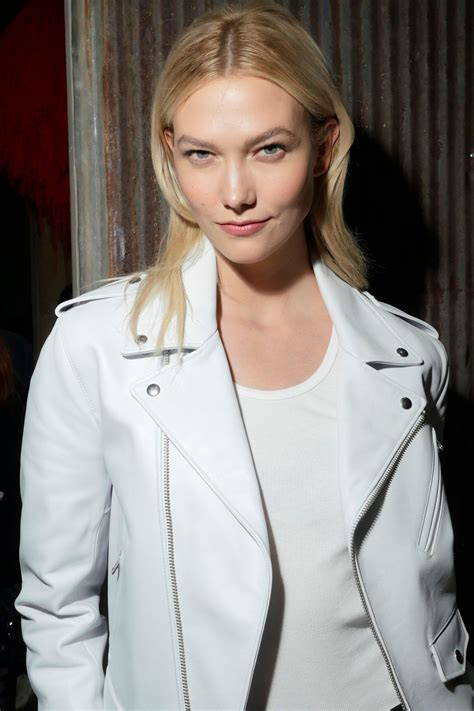 Karlie Kloss Calvin Klein Show During New York Fashion