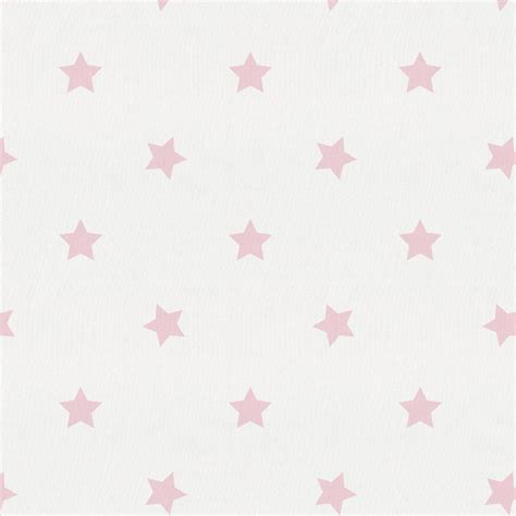 pink stars fabric by the yard pink fabric carousel designs