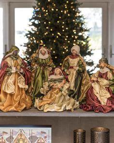 accents decorations mark roberts florentine nativity