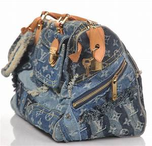 Tasche Louis Vuitton : louis vuitton patchwork denim speedy 30 tasche ~ A.2002-acura-tl-radio.info Haus und Dekorationen