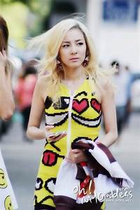 10 Signature Hairstyles of 2NE1's Sandara Park | K-Pop Amino