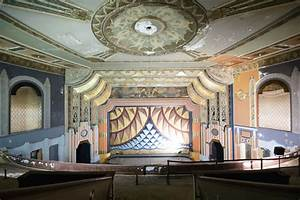 permit in place to demolish boyd theater interior updated With art deco cinema interior