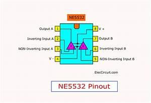 Ne5532 Datasheet  Dual Low Noise Operational Amplifier