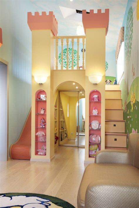 Prinzessin Kinderzimmer Gestalten by Kinderzimmer M 228 Dchen Einrichten Turm Prinzessin Stauraum