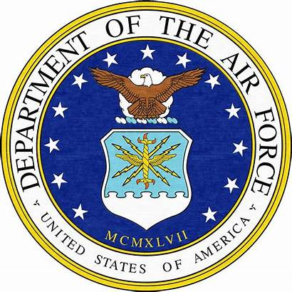 Force Air Round Seal Emblem Airforce Usaf