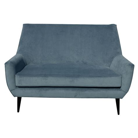 Contemporary Settees by Midcentury Retro Style Modern Architectural Vintage