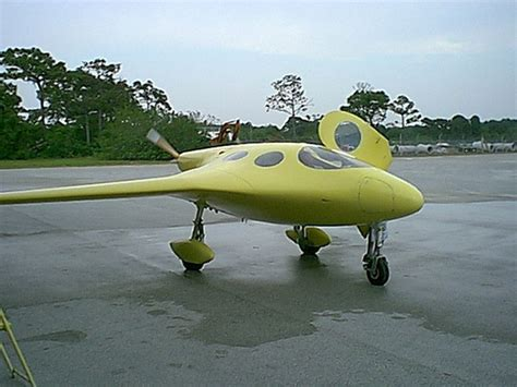 The Atlantica, A 5 Place Blended Wing And Body Personal