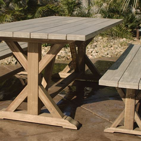 country kitchen furniture stores two tone wood san remo trestle dining table market