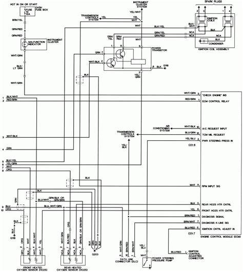 Wiring Diagram On 2000 Elantra by Elantra Wiring Diagrams Wiring Diagram