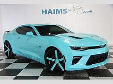 2016 Used Chevrolet Camaro 2dr Coupe SS w1SS at Haims