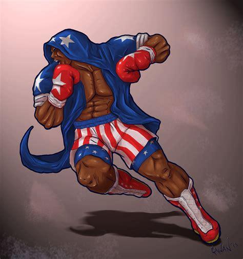 Street Fighter Series Boxer Balrog M Bison By