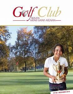Srda Rouen : calam o revue golf de rouen mont saint aignan n 83 d cembre 2012 ~ Gottalentnigeria.com Avis de Voitures
