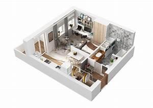Amnagement Et Dcoration D39un Appartement De 40m2