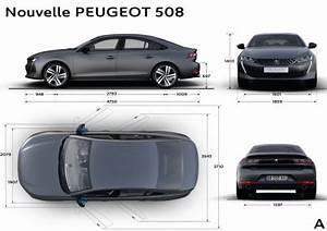 Peugeot 508 Fiche Technique : peugeot 508 2 2018 moteurs et fiches techniques de la nouvelle 508 l 39 argus ~ Medecine-chirurgie-esthetiques.com Avis de Voitures