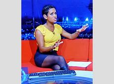 Naga M TV The normally conservatively dressed BBC news