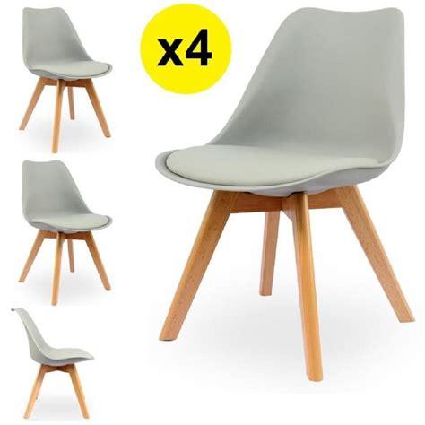 cuisine grise pas cher chaise scandinave grise achat vente chaise scandinave