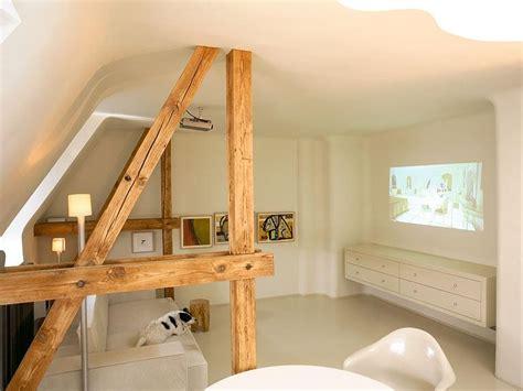 dachgeschoss mit  quadratmetern schoener wohnen