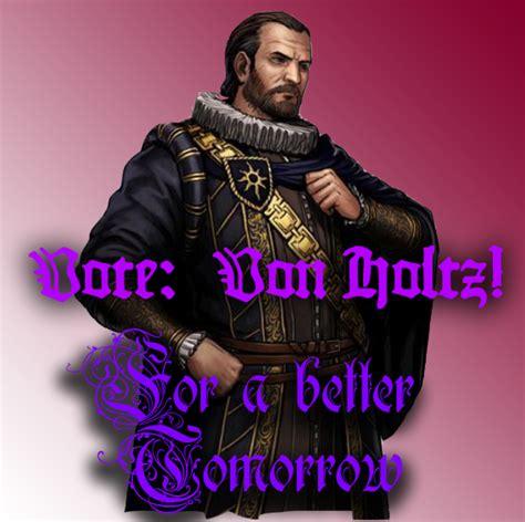 Vote Von Holtz Curseofstrahd