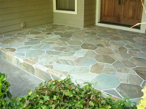 Flooring  Porch Tile Flooring Design And Appearance Front