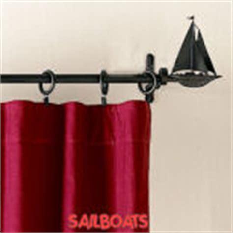 curtain rod finials for the baby s nursery room