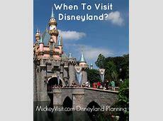 Best Time to Visit Disneyland With Disneyland Crowd Calendar
