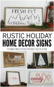 Holiday, Home, Decor, Signs, And, Free, Printable, Gift