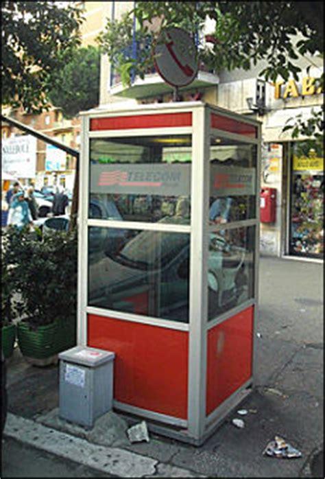 cabine telefoniche sip telefono a casa press play on