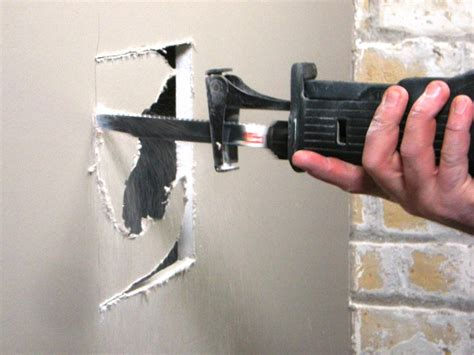 How To Repair Cracks And Holes In Drywall  Howtos Diy