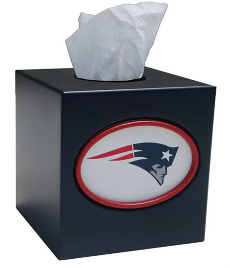 jcpenney nfl fan shop nfl tissue box covers