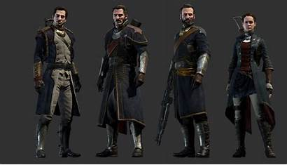 Order 1886 Playstation Gameplay Screenshots Neoseeker