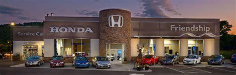 Friendship Honda Of Boone Boone Nc New Amp Used Cars