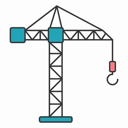 Crane Hook Rope Load Jib Weight Boom