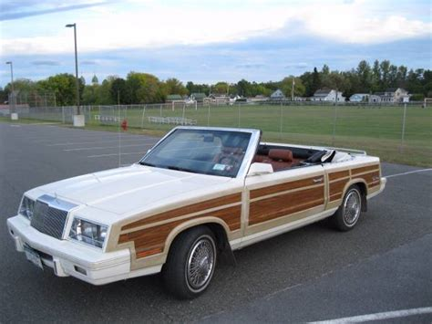 Chrysler Craigslist by Craigslist Find Chrysler Lebaron Convertible Brown