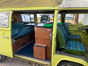 Vw Westfalia Camper Bus Clean Title Project For Sale