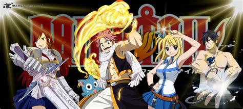 team natsu  fairy tail guild photo  fanpop