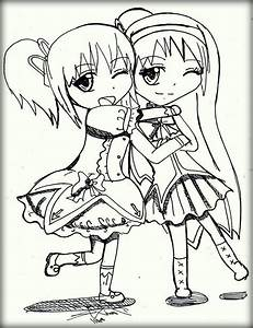 Best Friend Coloring Pages - Color Zini