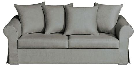 canapé convertible rapide collection silver collection sofa 39 sil modèle c home spirit